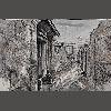 张小华  《胡同印象小幅》(120x80公分)